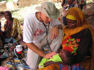 Jonathan Spector, MD, has worked for MSF in Darfur, Sudan and in Angola.