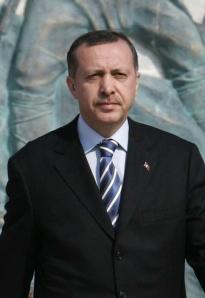 Turkey's Prime Minister Recep Tayyip Erdoğan (Author: Randam)