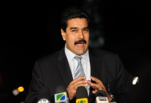 President of Venezuela Nicolas Maduro who took office after the death of Hugo Chávez in 2013 (Author: Fabio Rodrigues Pozzebom/Agência Brasil)