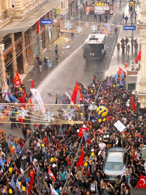 (Photo Credit: Hugh Pope, Turkey/Cyprus director of the International Crisis Group)