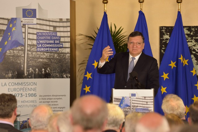 José Manuel Barroso, President of the EC (Photo Credit: © European Union, 2014)